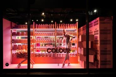 Harrods- Colour Supermarket